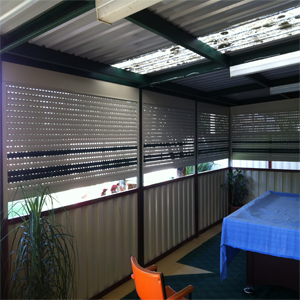Window Protection Shutter